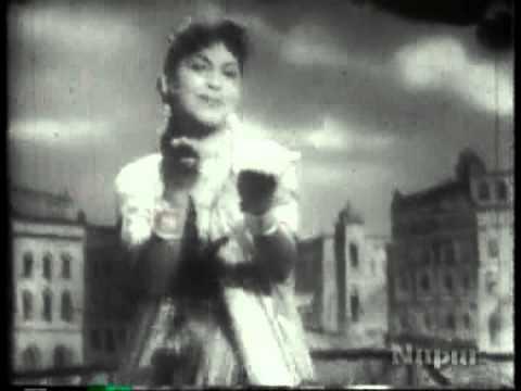 Dhake Ki Malmal Mangana Balam Ji  Minoo Mumtaz  Dushman 1957  Vintage Songs  Asha Bhosle