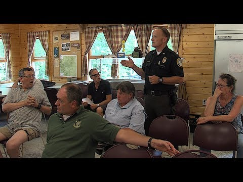NH Fish And Game Commission 8/8/18