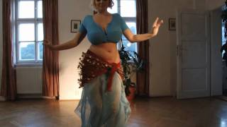 MY BELLY DANCE WITH SOPHIE MAE