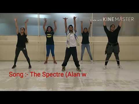 Alan Walker   The Spectre   Choreography By Naresh letöltés