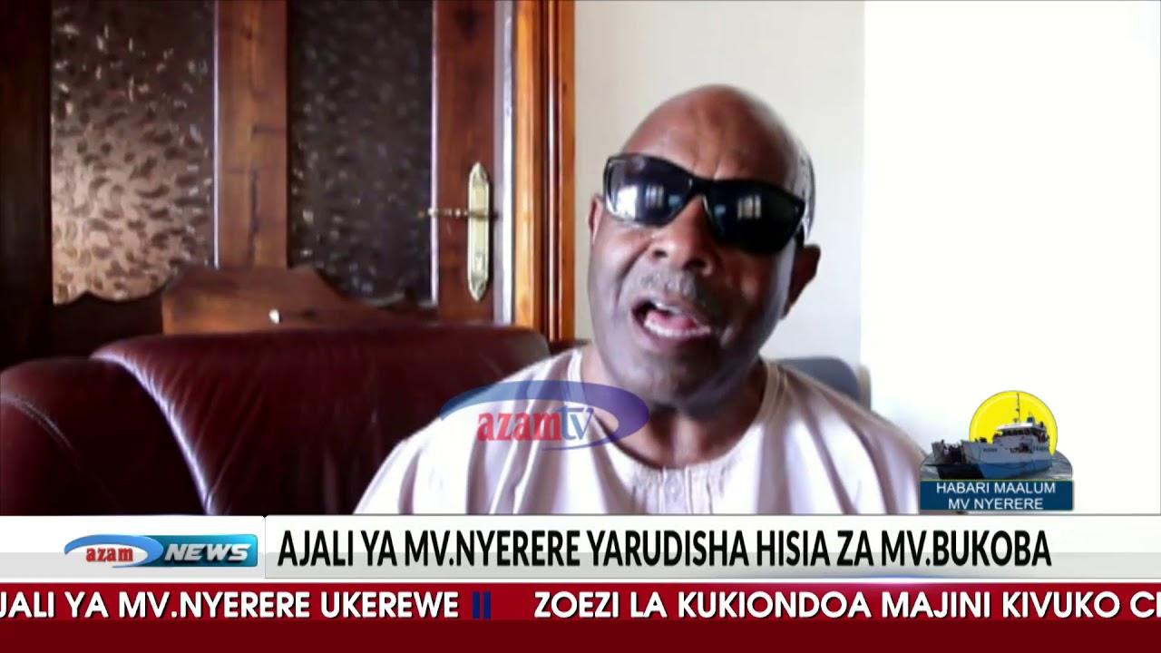 Download Ajali MV Nyerere yatonesha machungu ya waliofiwa kwenye MV Bukoba