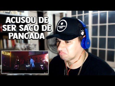 CHAMOU DE SACO DE PANCADA!! Jhony x Drizzy