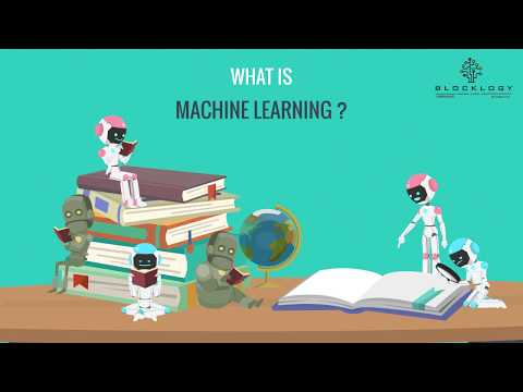 Machine Learning is the Future | Learn with Blocklogy