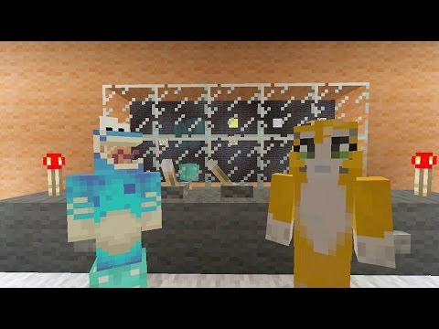 Minecraft XBOX - Hide and Seek - Stampy's Rocket!