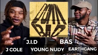 Dreamville - Down Bad ft. JID, Bas, J. Cole, EARTHGANG & Young Nudy ( Audio) - DISSECTED!