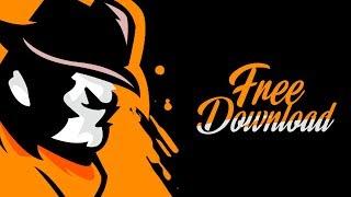 FREE Gaming Clan Mascot Logo | Mascot Logo Banner Template [PSD]
