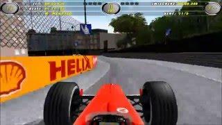 Lets Play F1 Challenge 99-02 Formula One Monaco Imola Spa Silverstone Michael Schumacher PC