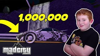Buying The Fastest Car In Roblox Mad City $1,000,000