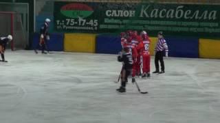 Кузбасс2 -- Сибсельмаш2 2-3