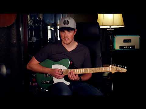 Reckless Love - Lead Electric Guitar Tutorial