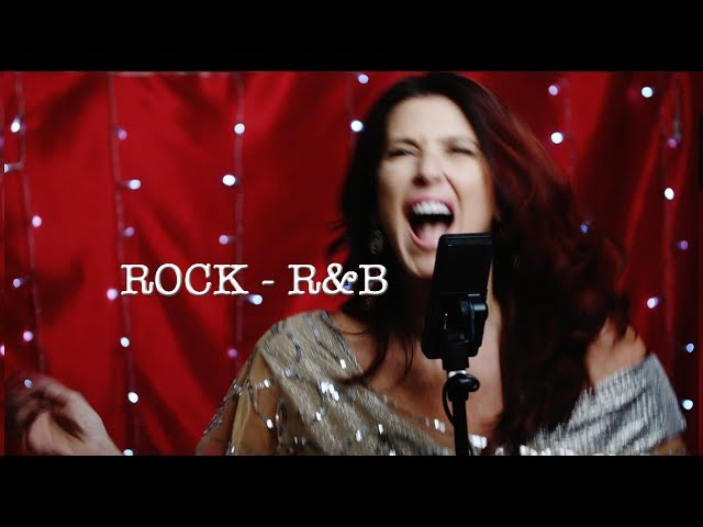 DEENA R&B-ROCK vocal demo