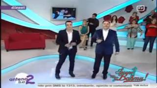 Vali Vijelie si Asu - Milion (Emisiune Antena 2)