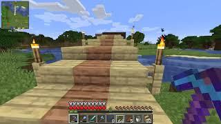 Dziennik z Minecraft (PL) Drewniane Schody - Sezon 3 Dzień 26