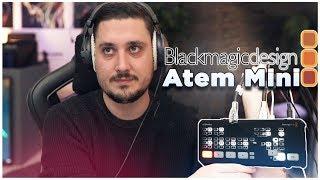 BlackMagic ATEM Mini | Neue Capture Card für Streamer und Mehr!