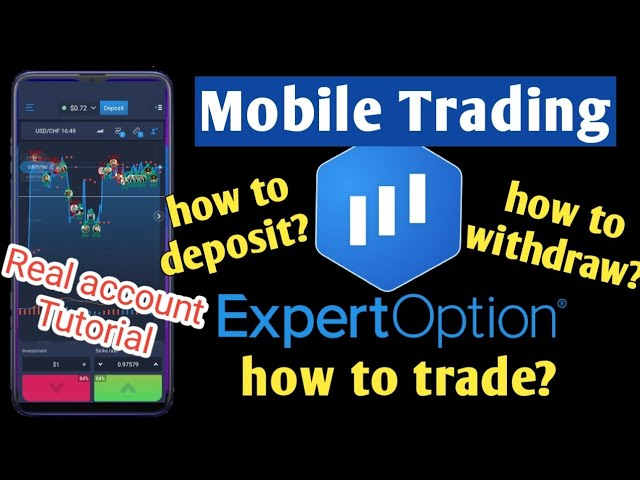 Expert Option Expertoption Tutorial Youtube