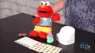 Potty Time Elmo from Hasbro
