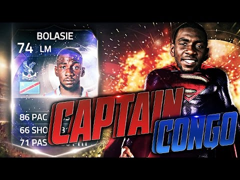 BEST PLAYER FROM CONGO! FIFA 15 ULTIMATE TEAM