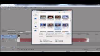 Урок 1. Как сделать Плавное Замедление под Музыку в Sony Vegas Pro