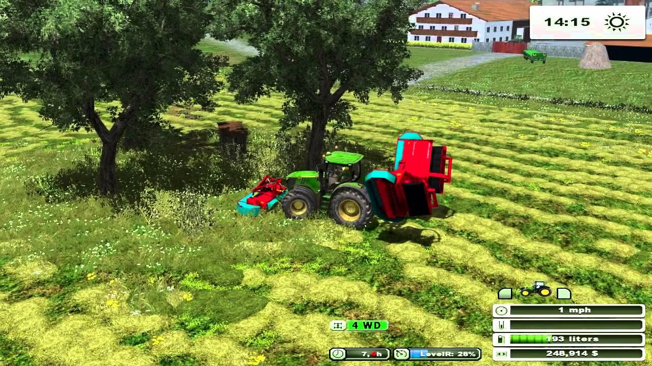 Map Usa Farming Simulator 2013%0A farming simulator      Making hay on two rivers map pt