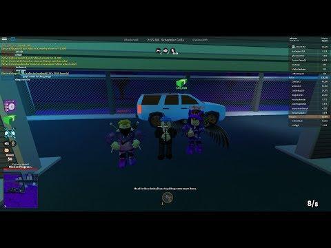 Protect The V.I.P.  Jail City 12