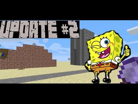 SpongeBob in Minecraft: Bikini Bottom Build Showcase Update #2