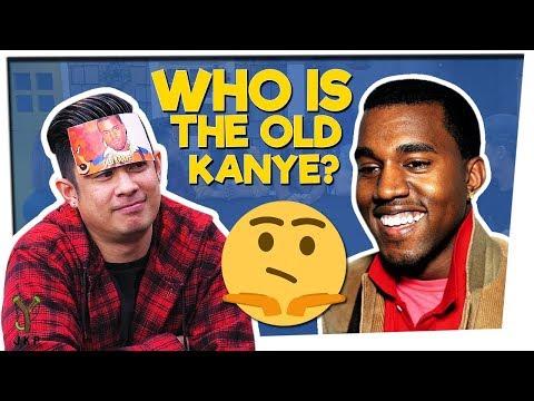 New Kanye Vs Old Kanye!?  Who Am I Ft Steve Greene