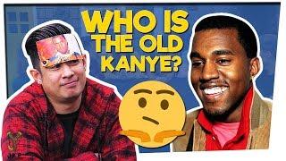 New Kanye Vs Old Kanye!? | Who Am I Ft. Steve Greene