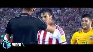 NLB Cuplikan Gol Brazil 2 vs 2 Paraguay 29 Maret 2016