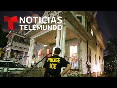 EN VIVO: Informe especial sobre las redadas que empezarían hoy | Noticias Telemundo