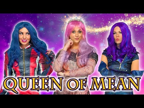 DESCENDANTS 3 AUDREY IS QUEEN OF MEAN Will She Break Up Mal and Ben? Totally TV