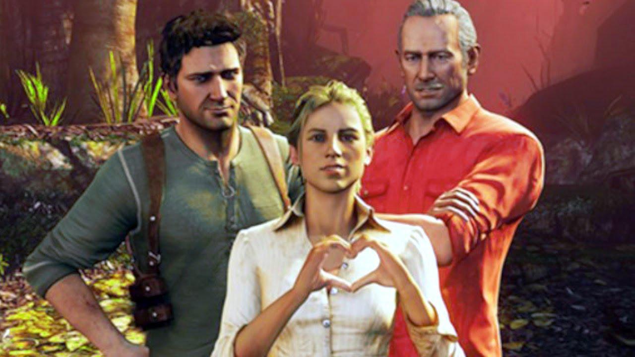 Top 10 Uncharted Characters - YouTube