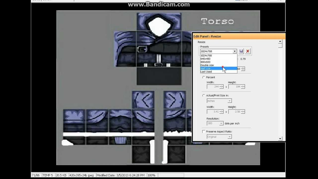 how to make roblox nbc with clothes