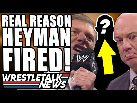 Vince McMahon 'DID NOT LIKE' Paul Heyman! New WWE Champion! | WrestleTalk News