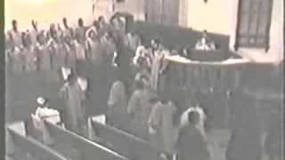 Rev. Charles Nicks & The St. James Adult Choir - How I Got Over