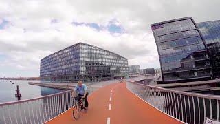 Cykelslangen & Bryggebroen | Copenhagen GoPro Bike Ride
