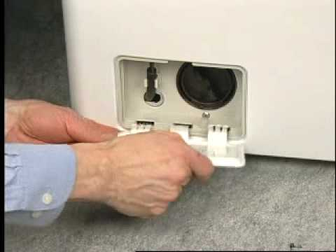 Front Load Washer Troubleshooting Won T Drain Spin Youtube