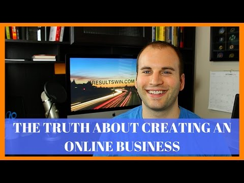 How To Create An Online Business From Scratch - THE TRUTH