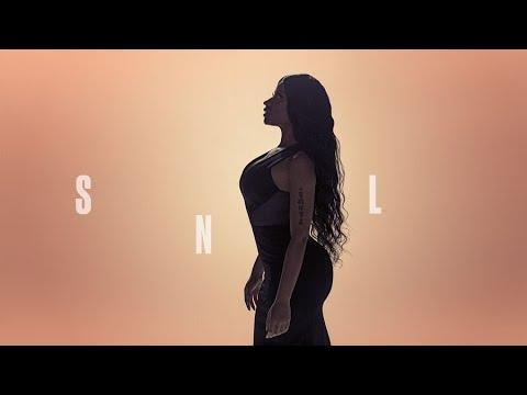 Nicki Minaj - 'Bed Of Lies' (Live on SNL / 2014) ft. Skylar Grey