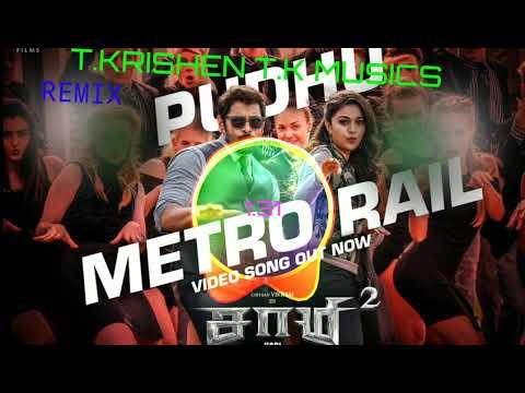 pudhu-metro-rail- -saamy-2- -remix- -t.krishen-t.k-musics-.