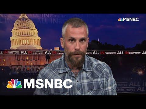 'That's A Lie': Jan. 6 Police Officer On Trump Rebranding Riot As 'Love Fest'