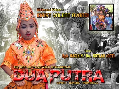 NJALUK IMBUH DUA PUTRA 30 APRIL 2015