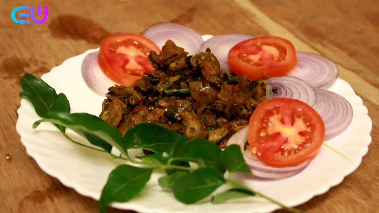 Kallummakkaya roast   kadukka roast   Mussels roast   easy and tasty kerala  food recipe