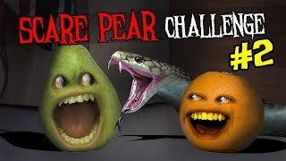 Annoying Orange - The Scare Pear Challenge #2!!!