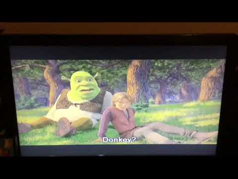 Shrek The Third Puss Donkey Switching Bodies Youtube