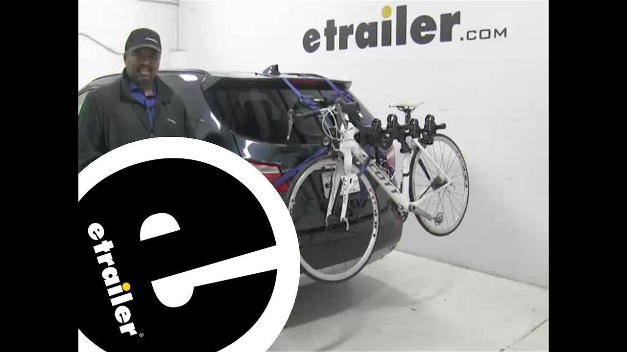 Thule Trunk Bike Racks Review 2016 Hyundai Santa Fe