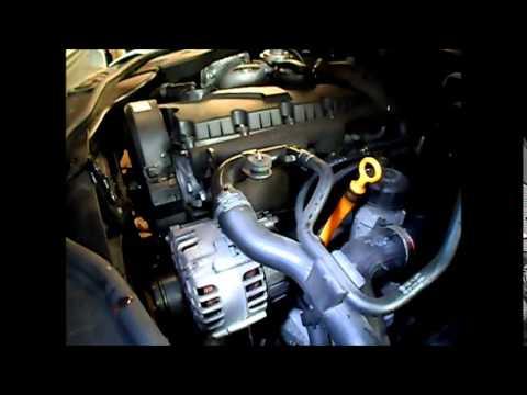 VW PAssat 1,9 Tdi AWX AVB Engine sound by wbcars.pl