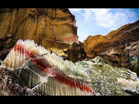 مستند گنبد نمکی جاسک Documentary : Salt Dome Jask, IRAN