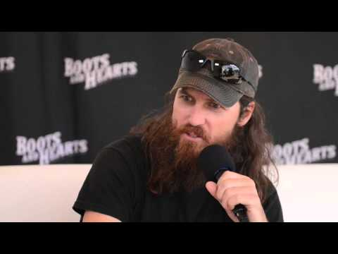 Jase Robertson of Duck Dynasty CANADIAN EXCLUSIVE