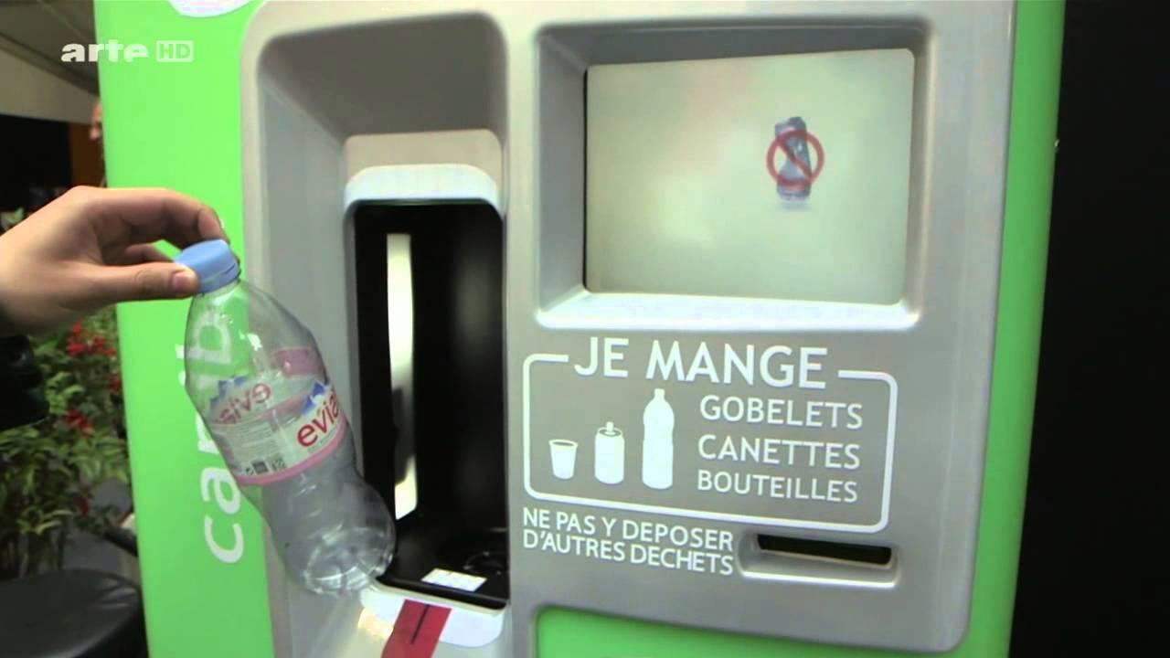 Arte futuremag 24 05 2014 canibal le recyclage ludique youtube - Poubelle recyclage ikea ...