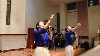 """I could sing of your love forever""「山も海も越え」*seseragi"